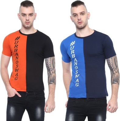 Urbano Fashion Printed Men