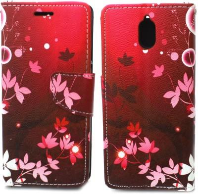 Fashion Flip Cover for Nokia 3.1(Multicolor)