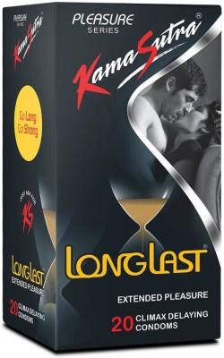 KamaSutra Long Last Condom(20S)