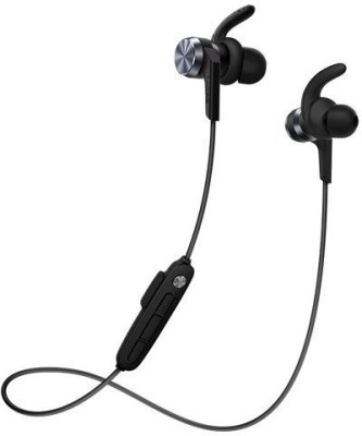 1More Sport Bluetooth Earphone Bluetooth Headset with Mic(Black, In the Ear)