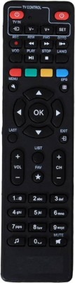 VBEST GTPL HD 161 Remote Controller(Black)