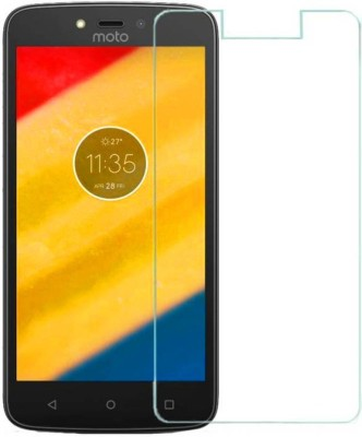 Ultra Clear Tempered Glass Guard for Motorola Moto C Plus,Mote C+(Pack of 1)
