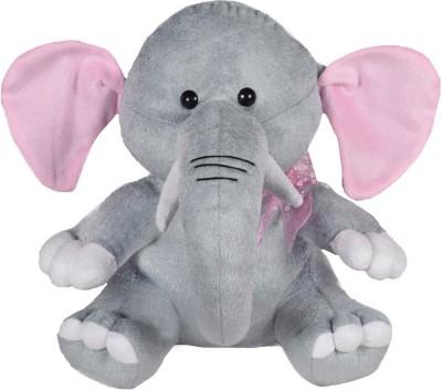 Ultra Baby Elephant Soft Toy   11 inch Grey Ultra Soft Toys