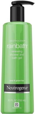 Neutrogena Rainbath Renewing Shower And Bath Gel, Body Wash, Pear & Green Tea(250 ml)