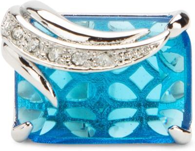 Gospel Crystal Cufflink(Blue)