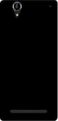 Casotec Back Cover for Sony Xperia T2 Ultra(Black, Hard Case, Plastic) Flipkart