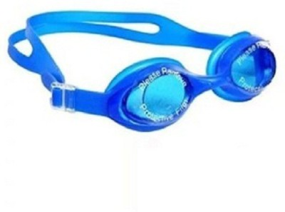 Lord Adjustable Blue Swimming Goggles