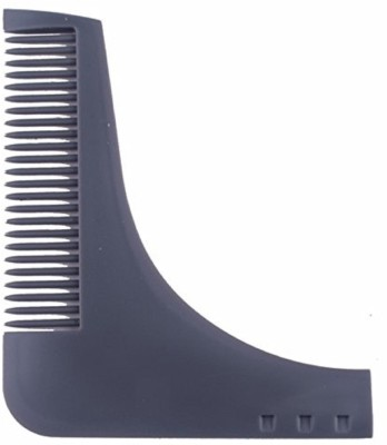 Param Beard comb Grey / Beard Shaping & Styling Tool Comb