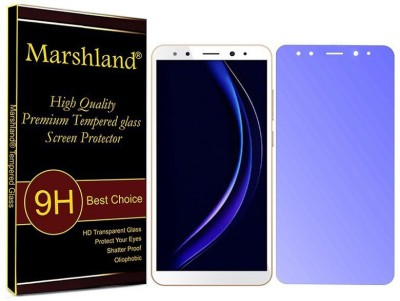 Marshland Tempered Glass Guard for Honor 9i/ huawei mate10 lite, Tempered Glass Screen Protector, Anti Scratch Bubble Free Case Friendly(Pack of 1)