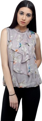 Only Casual Sleeveless Floral Print Women