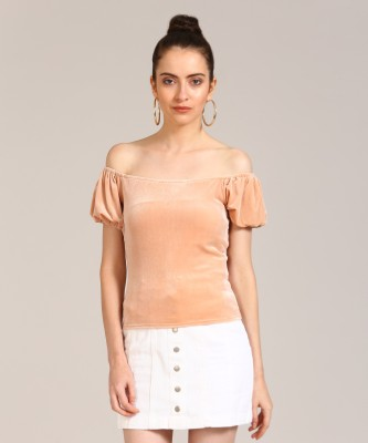 Svt Ada Collections Party Short Sleeve Embellished Women