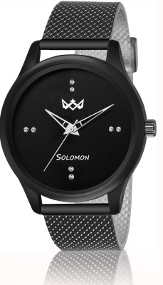 Solomon Trimurti Unique Attractive Shiny Cool Watch Watch  - For Men