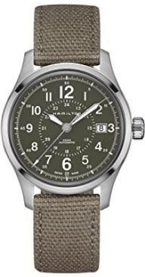 Hamilton 12097732 Watch  - For Men