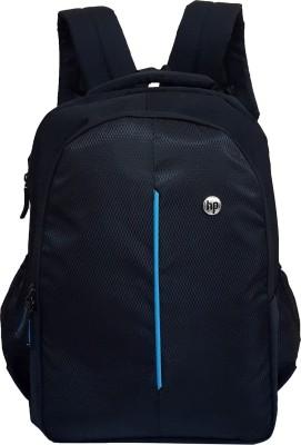 HP Large Laptop Backpack 30 L Laptop Backpack(Black)
