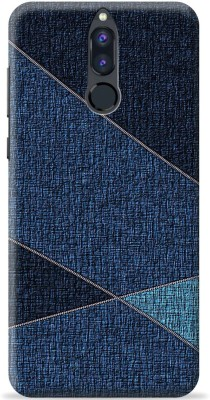 Loffar Back Cover for Honor 9i(Multicolor, Shock Proof, Plastic) Flipkart