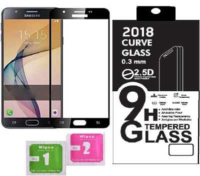 Caseline Tempered Glass Guard for Samsung Galaxy J5 Prime(Pack of 1)