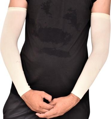 JG FORCEMAN JGAR_001B Nylon, Cotton Arm Warmer(Beige)