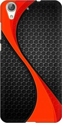 COBIERTAS Back Cover for Mi Redmi Note 7 Pro, Mi Redmi Note 7S, Mi Redmi Note 7(Pink Grey Stripe Designer, Hard Case)
