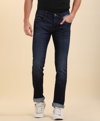Wrangler 20X Slim Men Blue Jeans at flipkart