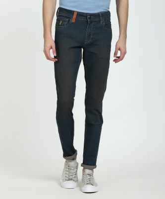 U.S. Polo Assn Slim Men Blue Jeans at flipkart