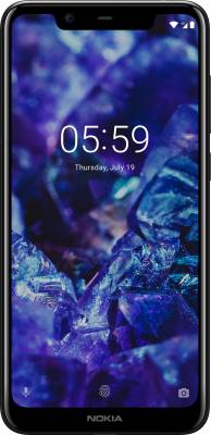 Nokia 5.1 Plus (Flat ₹3,200 Off)