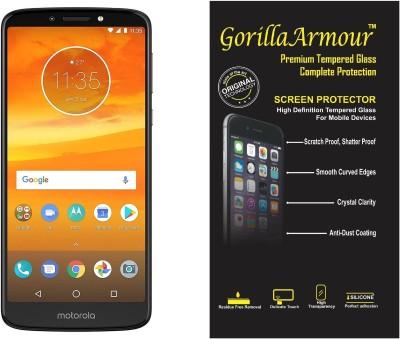 Gorilla Armour Tempered Glass Guard for Motorola Moto E5 Plus(Pack of 1)