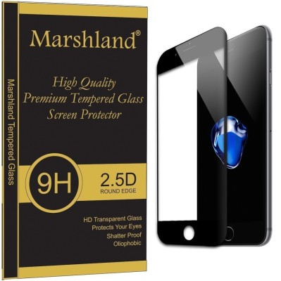 Marshland Tempered Glass Guard for 7s, Apple iPhone 7(Pack of 1)