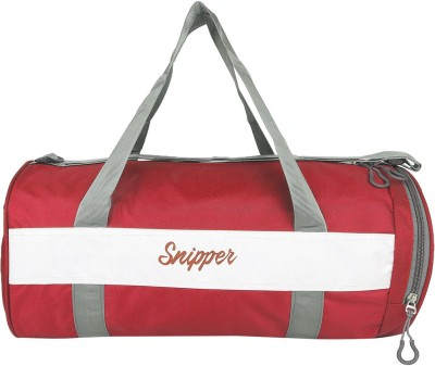 Snipper Shoe Compartment Red, Kit Bag Snipper Gym Bag