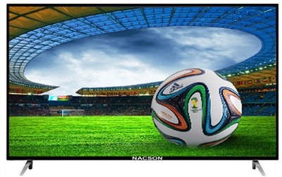 View Nacson DTH 80cm (32 inch) HD Ready LED Smart TV(NS32HD4DTH)  Price Online