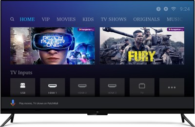 Mi TV 4 Pro 55 inch Smart LED TV is one of the best LED televisions under 50000