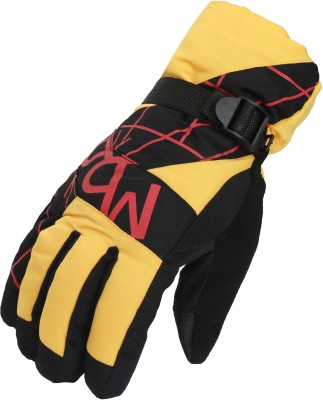 FabSeasons Graphic Print Winter Men & Women Gloves