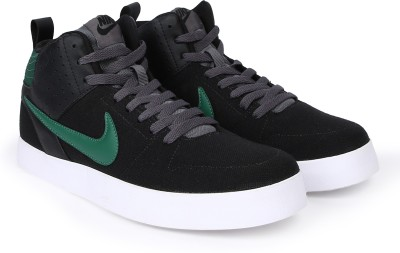 Nike LITEFORCE III MID Sneakers For Men(Black) 1