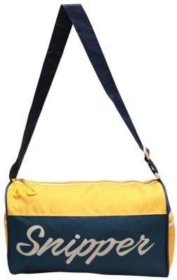 Snipper Stylish Yellow, Kit Bag Snipper Gym Bag