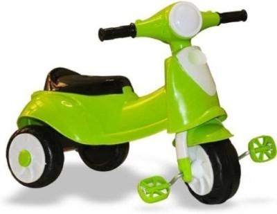 Gomani Vespa Green Vespa Green Tricycle(Green)