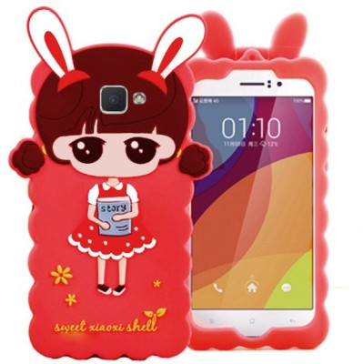 Yofashions Back Cover for Samsung Galaxy J7 Prime Red