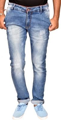JG FORCEMAN Regular Men Blue Jeans