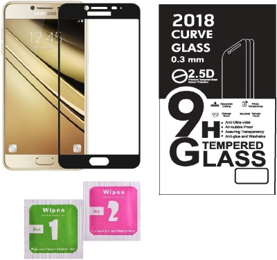 H.K.Impex Tempered Glass Guard for Samsung Galaxy A5 [2016]/A510 (5.2 inch) edge to edge cover(Pack of 1)