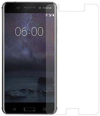 COMORO Tempered Glass Guard for Nokia 7 Plus(Pack of 1)