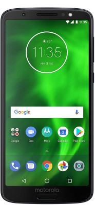 Gorilla99™ Tempered Glass Guard for Motorola Moto G6 Play(Pack of 1)