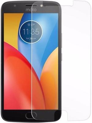 HRV Tempered Glass Guard for Motorola Moto E4 Plus(Pack of 1)