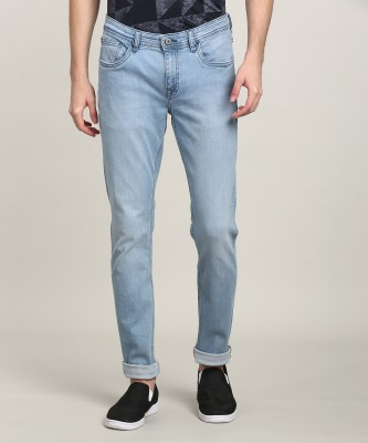 ARROW BLUE JEANS CO. Slim Men Light Blue Jeans