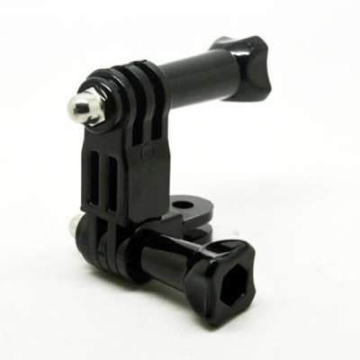 Action Pro Extension Arm Flat Placement Camera Mount(Black)