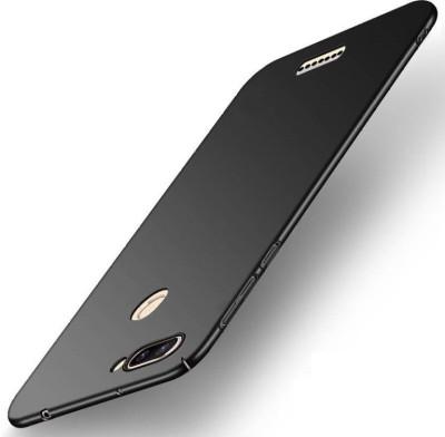 GadgetM Back Cover for Mi Redmi 6(Black)