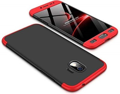 Micomy Back Cover for Samsung Galaxy J2 Core 2018(Red, Black, Polycarbonate)