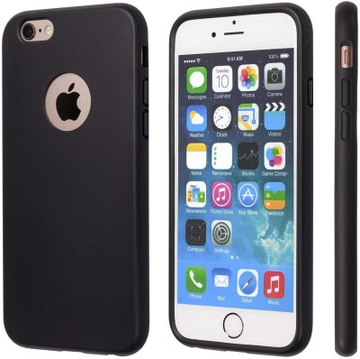 Spinzzy Back Cover for Apple iPhone 6s/iPhone 6 Black