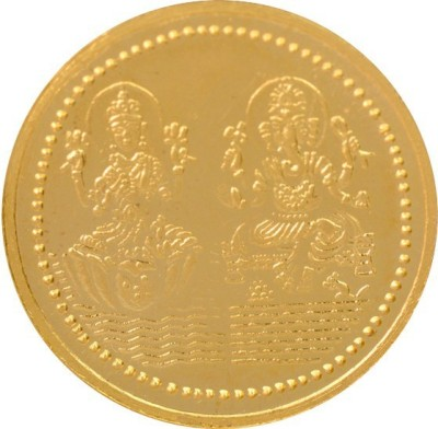 PC Jeweller Religious Design 24  995  K 1 g Gold Coin PC Jeweller Coins   Bars