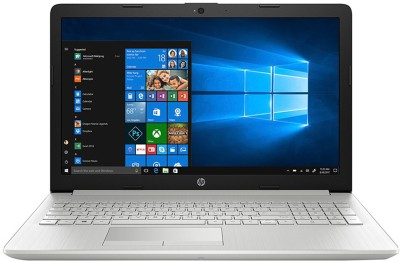 Image of HP 15 Core i5 8th Gen Laptop which is one of the best laptops under 60000