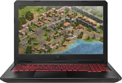 Asus TUF Core i5 8th Gen - (8 GB/1 TB HDD/128 GB SSD/Windows 10 Home/4 GB Graphics/NVIDIA Geforce GTX 1050Ti) FX504GE-E4366T Gaming Laptop(15.6 inch, Black Metal, 2.3 kg)