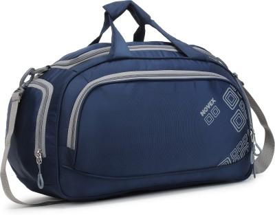 Novex 10 inch/25 cm  Expandable  Cardiff Travel Duffel Bag