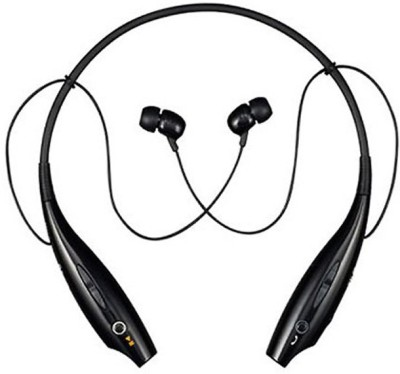Vetro T08CX03-Super Sound Quality HBS-730 Bluetooth Headset with Mic(Black, In the Ear) 1